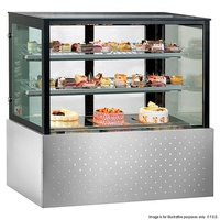 Belleview Chilled Food Display SG150FA-2XB