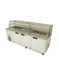 Williams Jade Sandwich Counter 3 Door HJ3SCBA