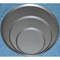 Aluminised Steel Pizza Tray 12 inch