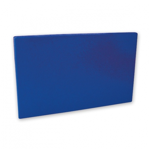 CUTTING BOARD-PE 325x530x20mm BLUE